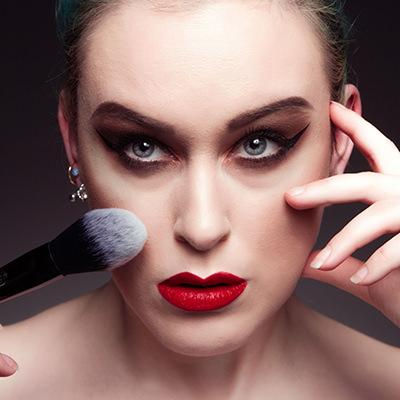 boudoir makeup artist kristina